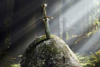 Голова с плеч! 5 легендарных мечей средневековой Европы