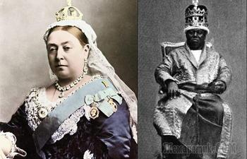 Как английская королева Виктория чуть не стала королевой Нигерии