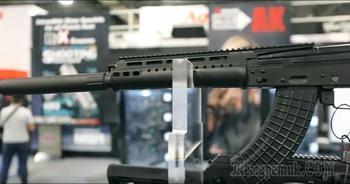 АК на выставке SHOT Show 2020