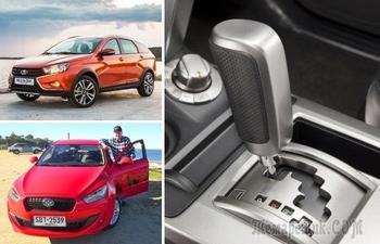 Подборка бюджетных автомобилей с автоматической коробкой передач, которые стоит брать прямо сейчас