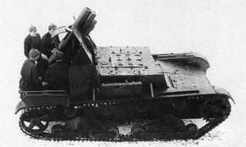Самоходные гаубицы Второй мировой войны. СУ-5 (часть 1)