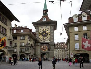 Самые известные часовые башни разных стран мира