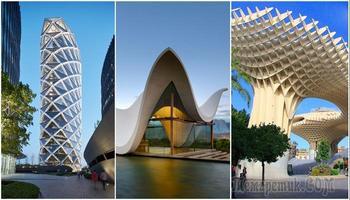 6 фантастических сооружений мира, созданных гениальными современниками