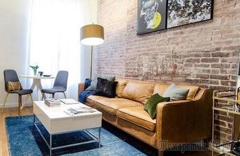 10 советов в декоре маленькой гостиной, чтобы комната не казалась скучной