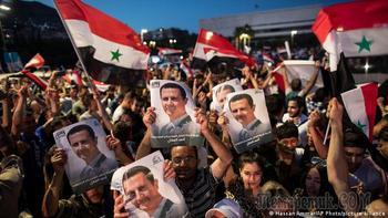 «Голосовали кровью»: Асад одержал убедительную победу на выборах в Сирии