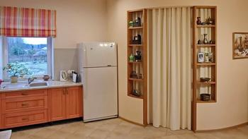 Кухня: 25 квадратных метров для большой семьи
