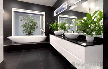10 идей, как изменить облик ванной комнаты, приложив минимум усилий и потратив меньше 100 «зелёных»