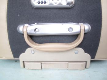 Ремонт ручки для чемодана, своими руками. МК