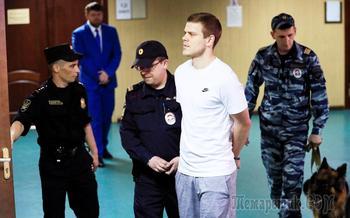 Наручники и слезы: как осудили Кокорина и Мамаева