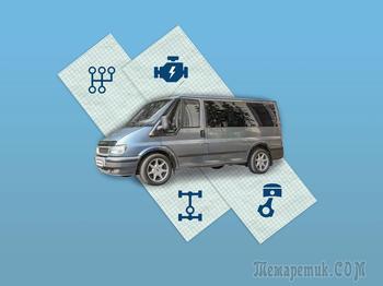 Ford Transit VI с пробегом: когда новые моторы хуже старых, а «колхозинг» почти неизбежен