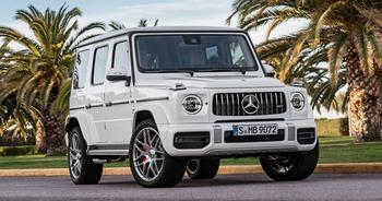 Mercedes AMG показал самую крутую версию «Гелика»: 600 лошадей и 4,5 сек. до сотни