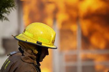 Фотопроект: Укрощение огня