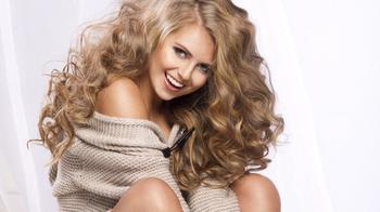 Русый цвет волос: палитра натуральных оттенков
