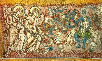 Противоречат ли вечные муки Божией Любви,или соблазны оригенизма в наши дни.