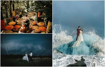19 идеальных свадебных фото, которые украсили бы любой свадебный альбом