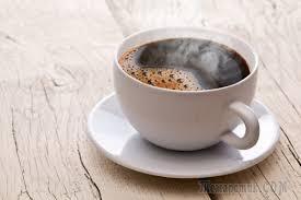 За чашкой кофе (Стих)