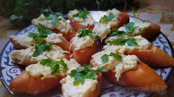 Быстрая Еврейская намазка на бутерброды из яиц