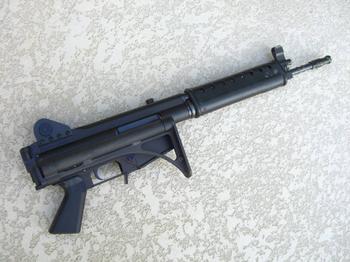 Самозарядная винтовка Holloway Arms HAC-7, удача неудачной компиляции