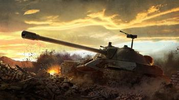Тяжелый и грациозный: танк ИС-7