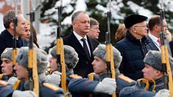 Путин с Додоном братья навек