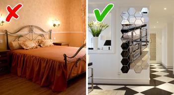 12 ошибок в дизайне маленьких квартир