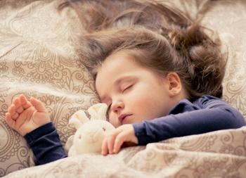 Как не выходить из себя, укладывая детей спать?