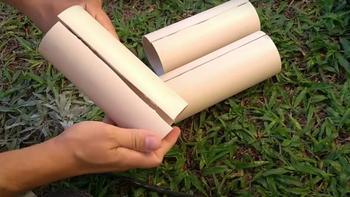 Интересное применение бетона для облагораживания вашего участка