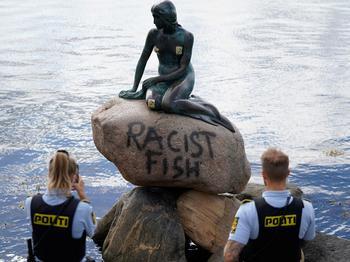 Почему датская Русалочка — самый многострадальный памятник в истории