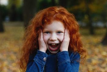 6 самых удачных имен для девочек с рыжими волосами