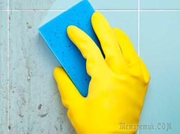 Как чистить кафель в домашних условиях — средства и способы