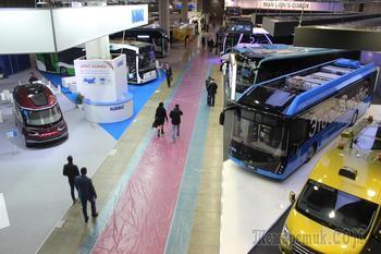 Премьеры «Busworld Russia Moscow 2018»