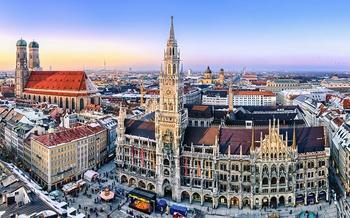 Интересные европейские города