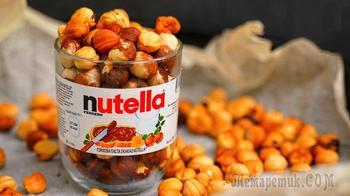 Нутелла всего из 2 ингредиентов! Настоящая орехово-шоколадная паста в домашних условиях!