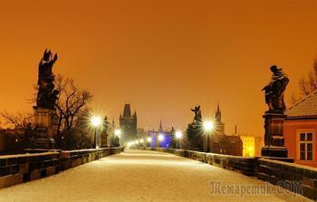 Карлов мост без туристов. Это реальность или миф?