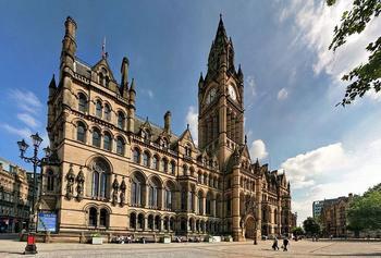 Достопримечательности Манчестера
