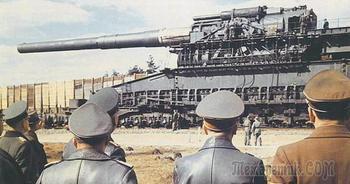 """15 образцов немецкого """"чудо-оружия"""" времен Второй мировой войны"""