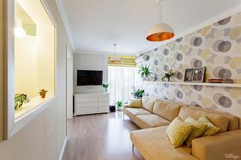 Трёхуровневая квартира в жилом комплексе «Комфорт Таун»