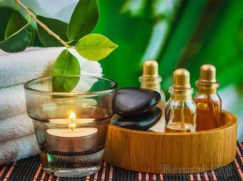 Ароматерапия, эфирные масла: таблица для здоровья тела и духа