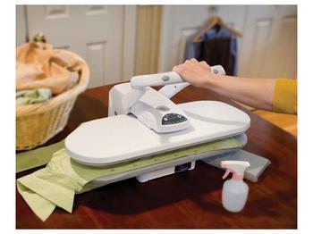 Описание гладильного пресса для дома и его преимущества