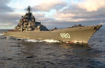 Топ-7 самых больших боевых кораблей в мире