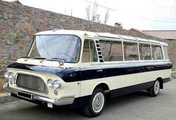 Микроавтобус ЗИЛ-118: автолегенды СССР