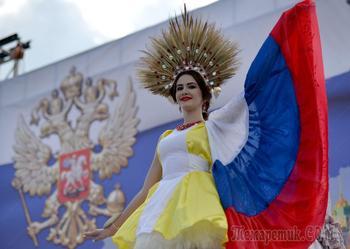 «Главное — народ»: Россия отмечает День народного единства