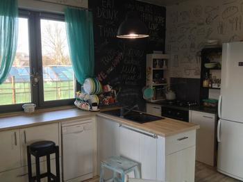 Кухня: построил дом, сделал ремонт, изготовил мебель