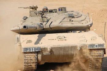 Конструктивные уязвимости основной боевой машины АОИ «Меркава Mk.4»