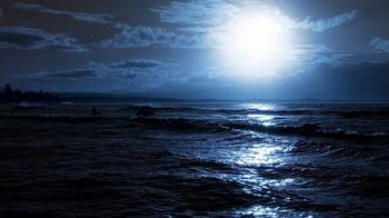 Необычное влияние полной луны на сон