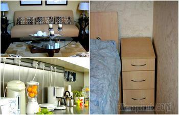 8 предметов мебели, которым не место в маленькой квартире