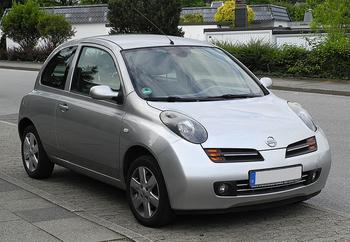 Nissan Micra K12: фото, описание, технические характеристики и отзывы владельцев