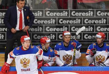 Олимпиада без хоккея: Россию лишают шансов на медали