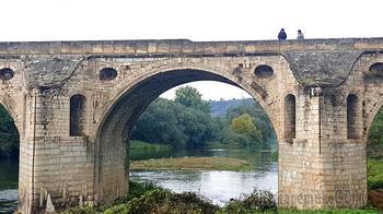 Осенняя экскурсия 2020. 07. Мост Колю Фичето под Бялой