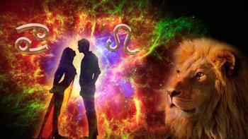 Мужчина - Рак и женщина - Лев: совместимость в работе, любви и браке